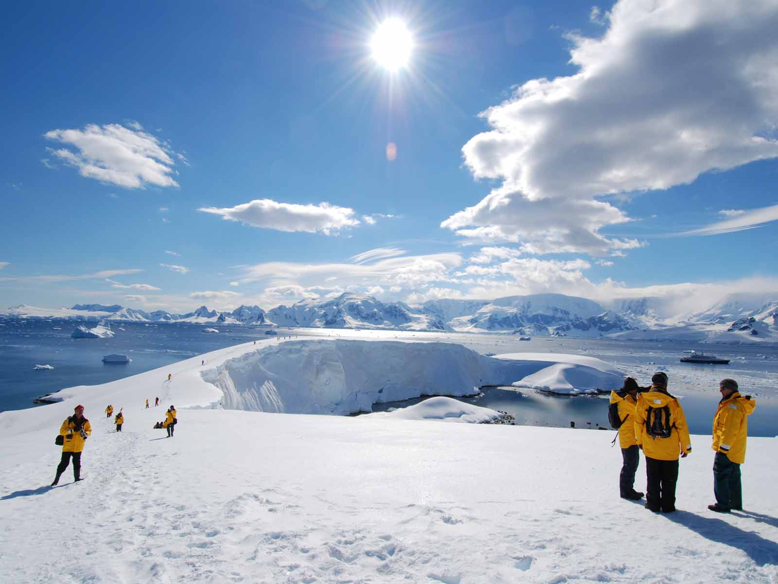 Antarctic Explorer Quark Expeditions Travel Adventure