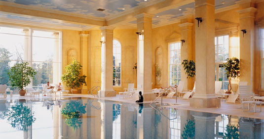 Chewton Glen Spa Travel